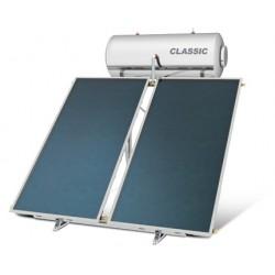 IQ Solar Classic Glass Διπλής Ενεργείας Ηλιακός Θερμοσίφωνας Κεραμιδιού